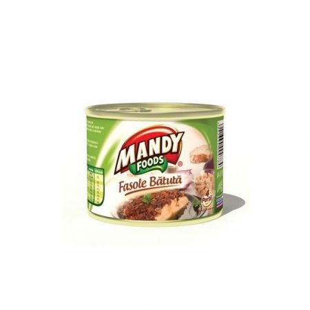 Mandy növényi pástétom - bab - 200g