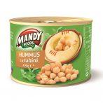 Mandy növényi pástétom - humusz - 200g