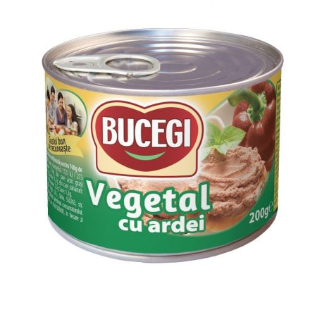 Bucegi – Növényi szendvicskrém – Paprikás – 200 g