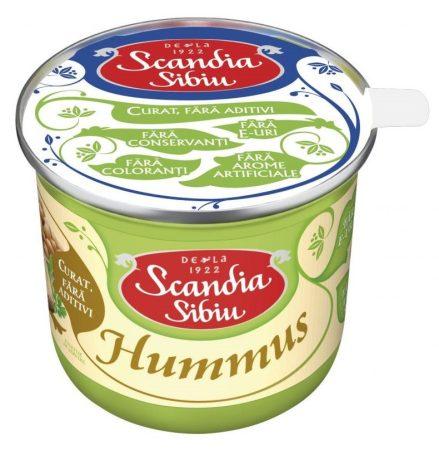 Scandia – Humusz -szezámmagos szendvicskrém – 200 g
