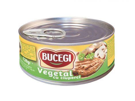 Bucegi – Növényi szendvicskrém – Gombás – 120 g