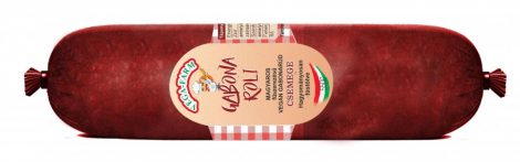 Vega Farm Gabona Roli - füstölt, csemege - 550g
