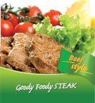 Beef Style VEGAN - marhahús ízű – STEAK 400g