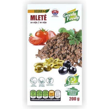 Goody Foody  - VEGÁN - granulátum - 200g