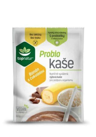 ProBio Rizspuding – banán-csoki ízesítéssel – 60g