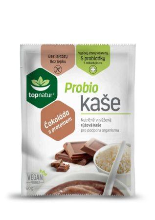 ProBio Rizspuding – proteinnel és csoki ízesítéssel – 60g