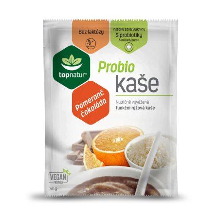 ProBio Rizspuding – narancsizben csokoládéval – 60g