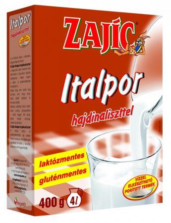 Zajic Italpor hajdinaliszttel_400 g
