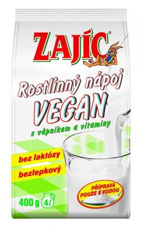 Zajic VEGAN - Szója italpor kalciummal és vitaminokkal_400